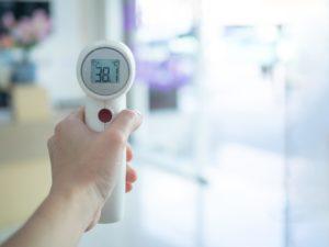 Sistemas de triagem por temperatura corporal utilizando Inteligência Artificial