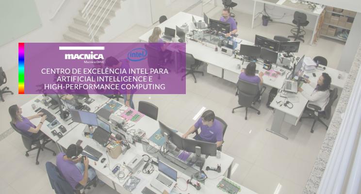 A Macnica DHW é o Centro de Excelência Intel para AI e HPC