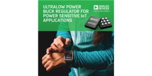 Read more about the article Analog Devices – Tecnologia para wearables