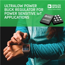 Analog Devices – Tecnologia para wearables
