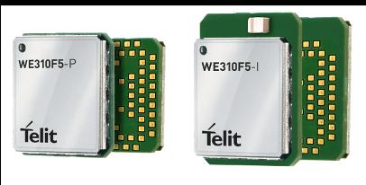 Módulo WE310F5 da TELIT: Solução de baixo custo e alta velocidade