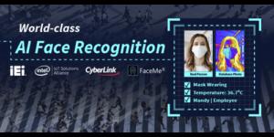 Solução baseada em IA para reconhecimento facial
