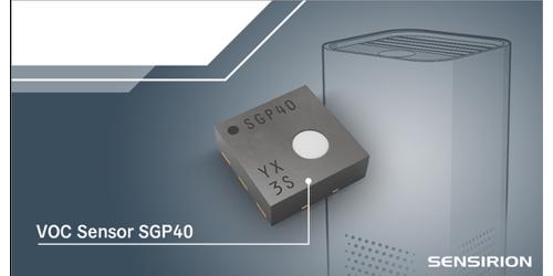 Sensor de gás digital para melhorar a qualidade do ar interno