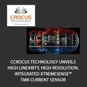 Sensor Crocus para aplicação de monitoramento de corrente