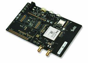 Kit de avaliação para rede celular LPWA