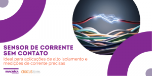 Read more about the article Sensor de corrente sem contato