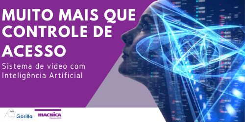 Sistema de vídeo com Inteligência Artificial