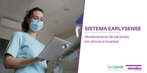 Sistema EarlySense: Monitoramento de pacientes em clínicas e hospitais
