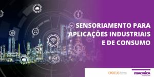 Sensor CT815 para aplicações IoT