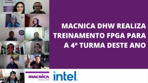 Read more about the article 4ª turma de Treinamento FPGA