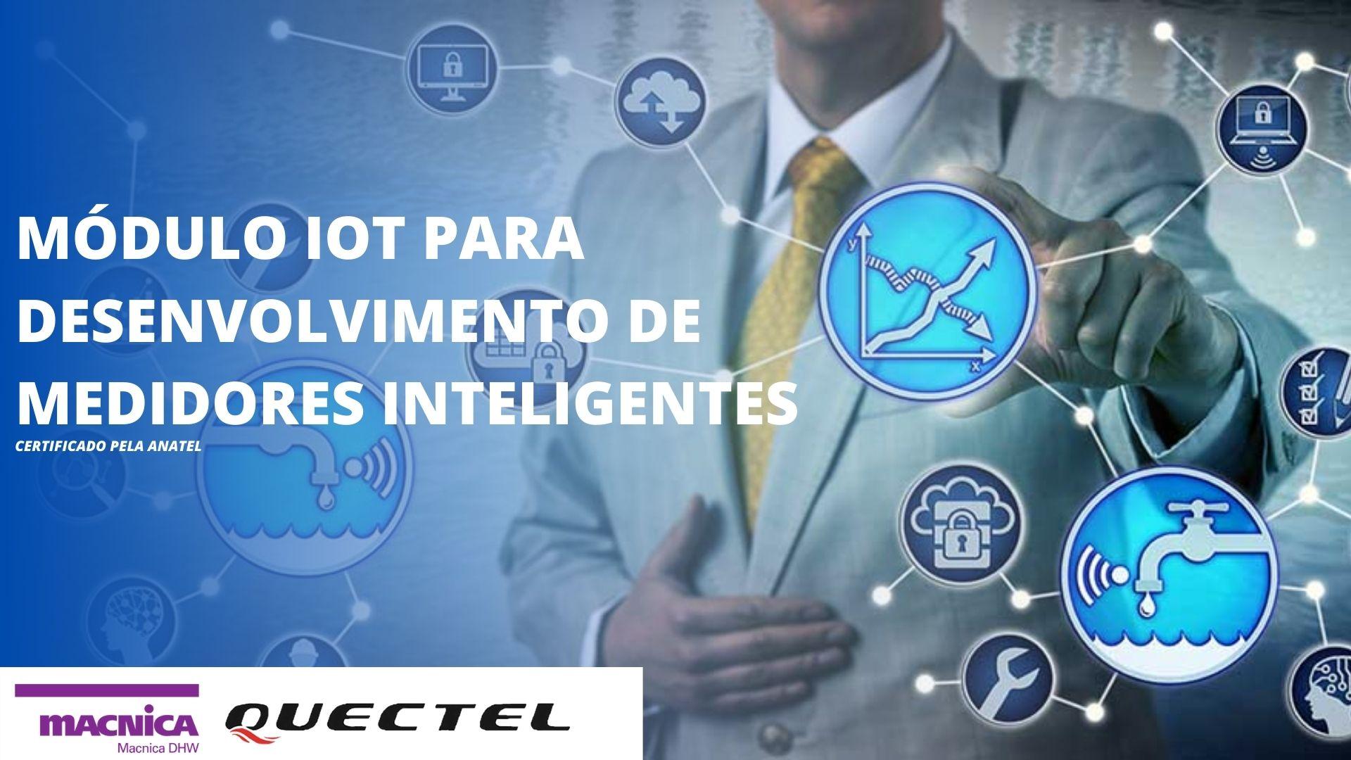 Read more about the article Hidrômetros Inteligentes