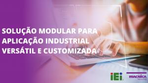 Read more about the article Solução IA para aplicações industriais