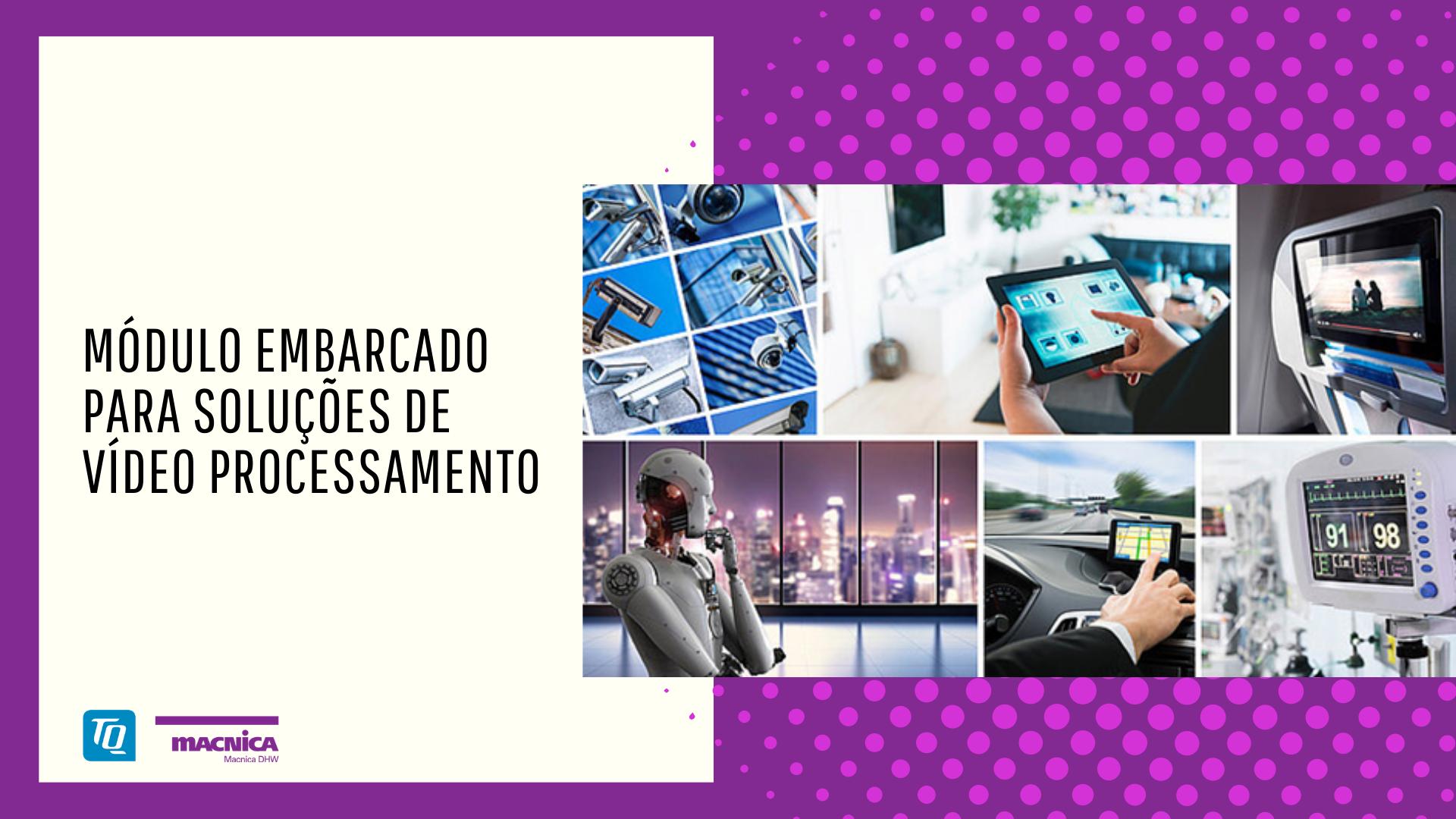 Read more about the article Soluções de vídeo processamento