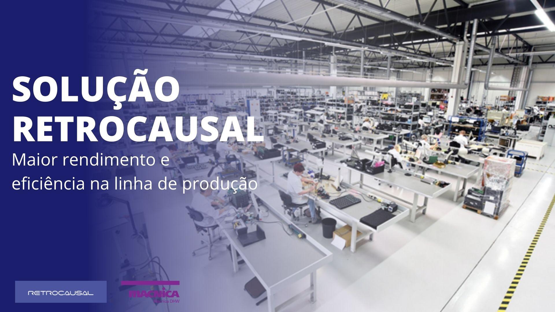 Read more about the article Maior rendimento e eficiência na linha de produção
