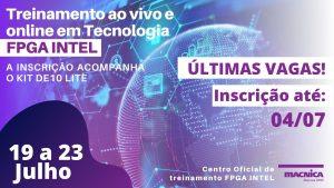 Read more about the article Aplicações e Treinamento FPGA INTEL
