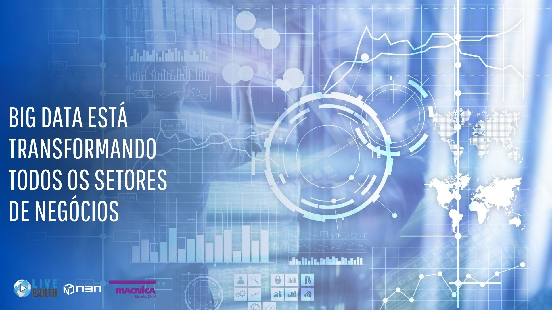 Big Data transformando todos os setores de negócios
