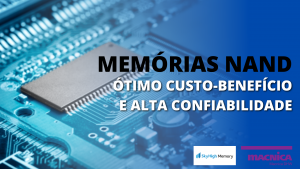Memórias NAND
