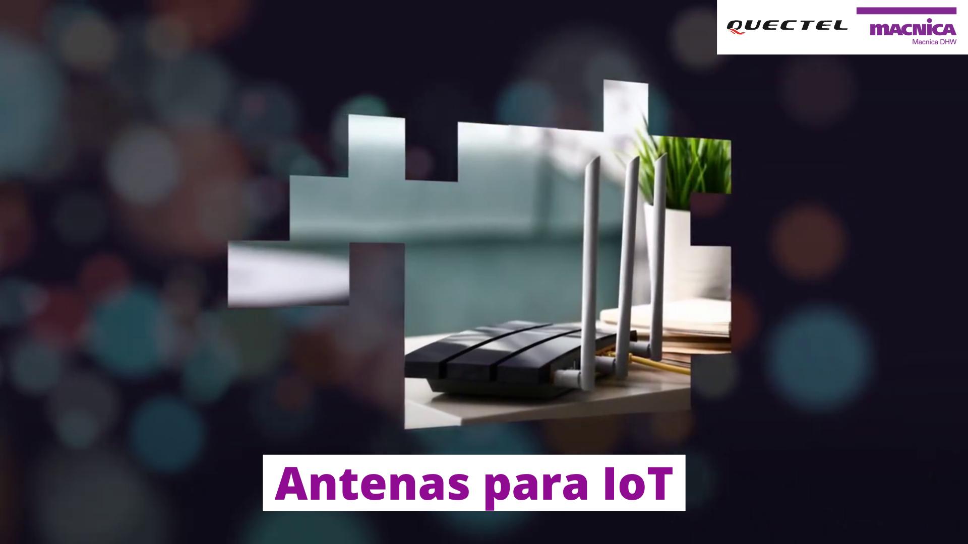 Read more about the article Antenas Quectel para dispositivos IoT