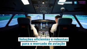 Read more about the article Soluções para aviação