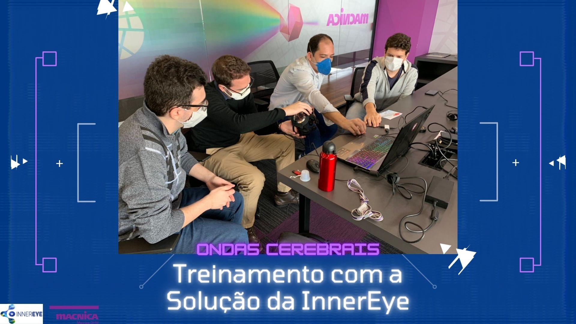 Read more about the article Treinamento com a Solução da InnerEye