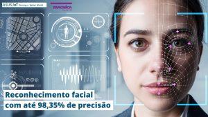Read more about the article Reconhecimento facial com até 98,35% de precisão