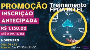 Read more about the article Inscrições Treinamento FPGA INTEL