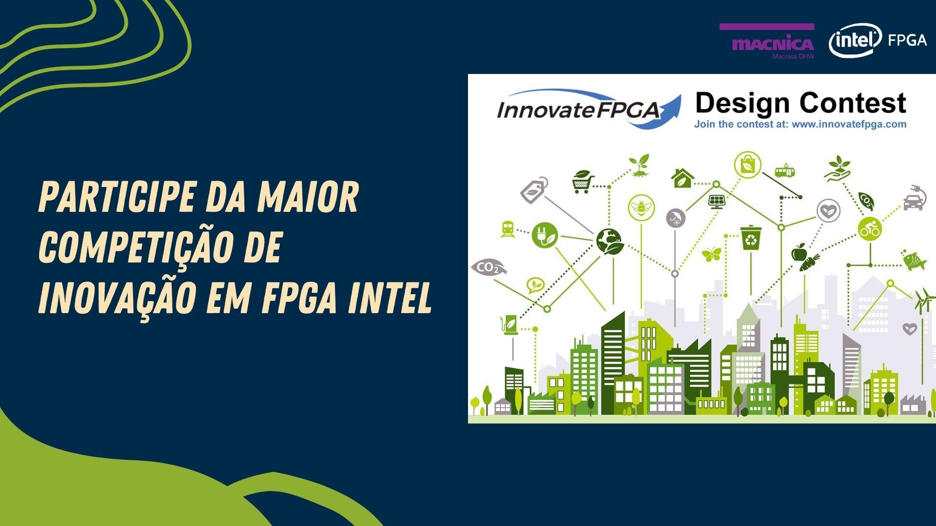 You are currently viewing Participe da maior competição FPGA Intel