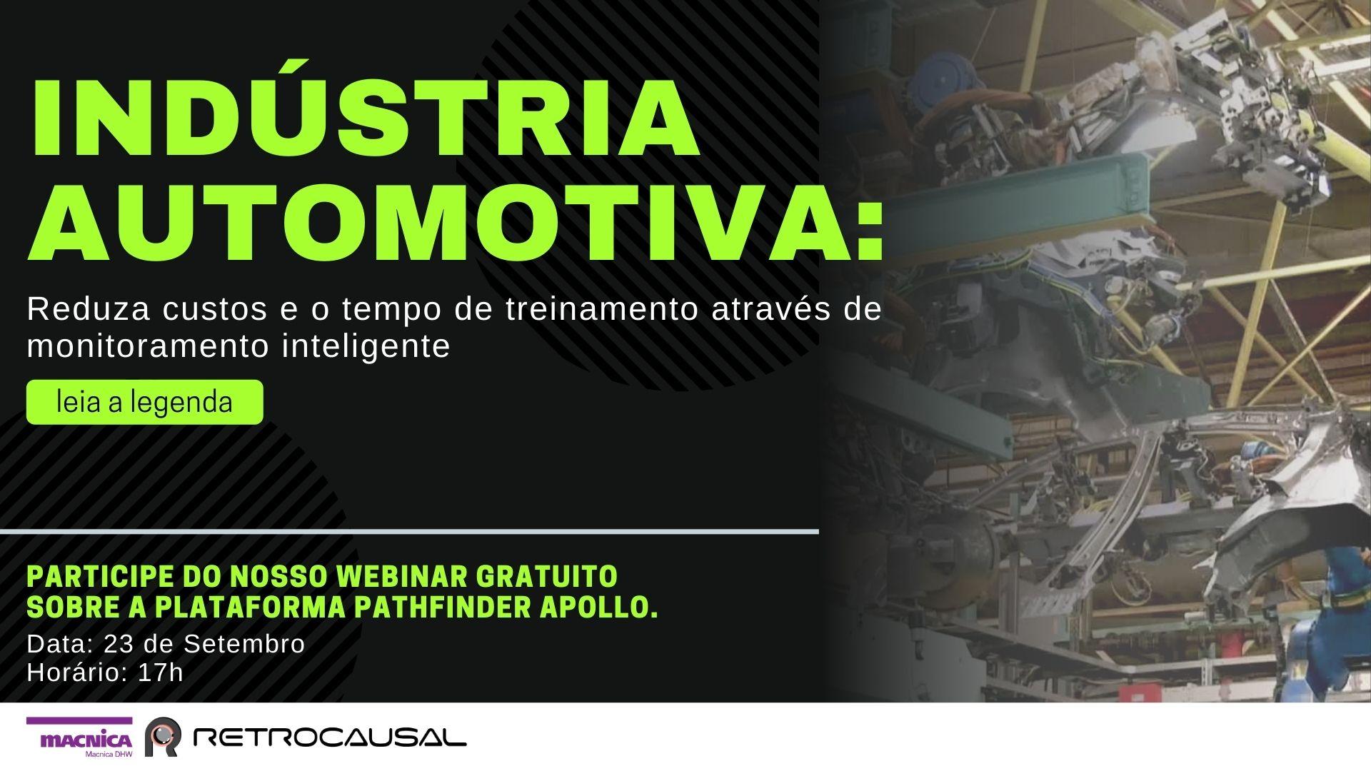 Read more about the article Indústria automotiva: Redução de erros humanos