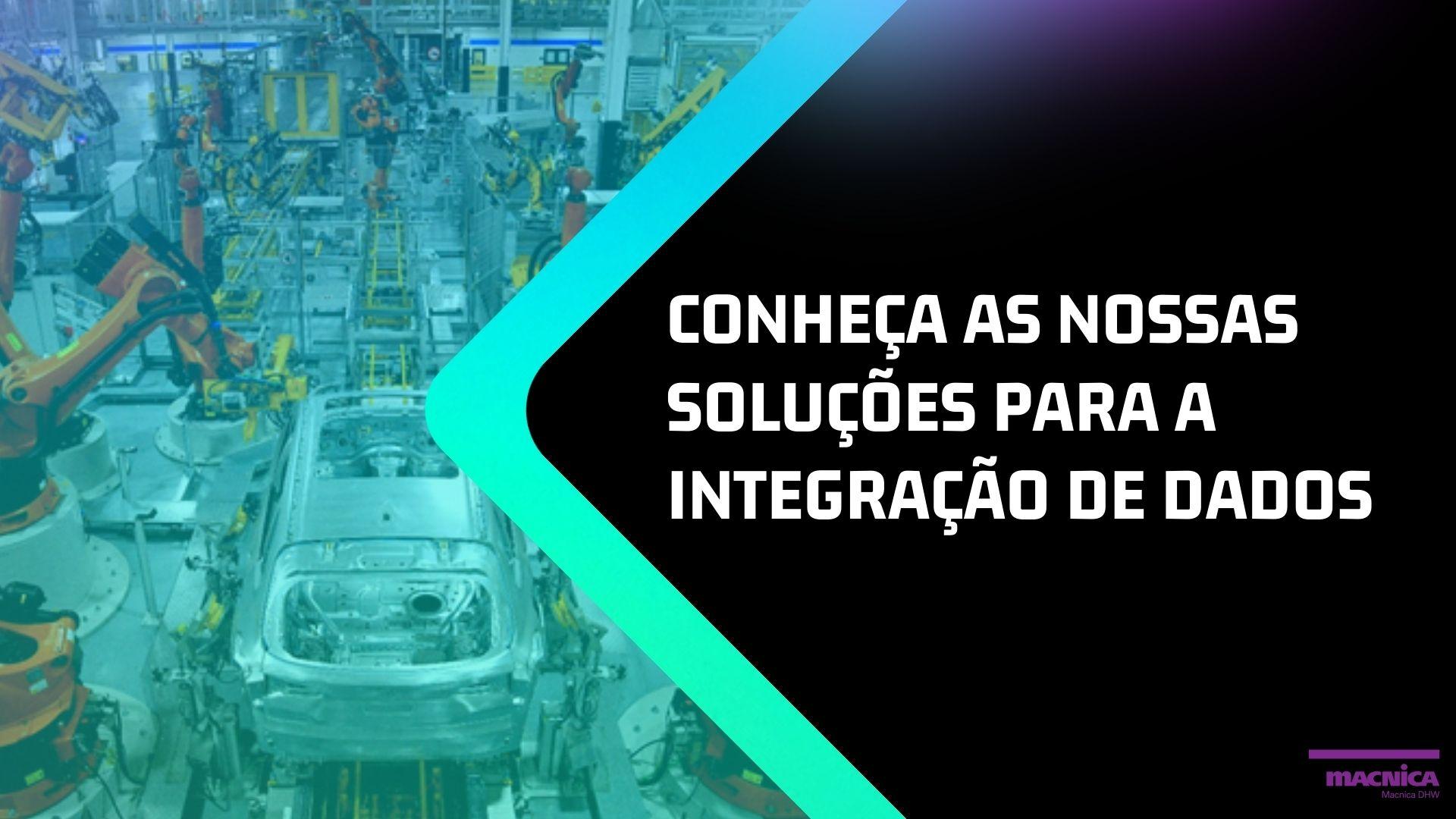 Read more about the article Soluções para a integração de dados